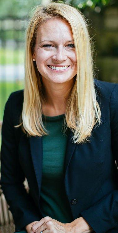 Allison Craig THRU Project Board Member