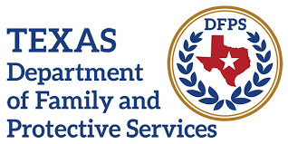 Texas Department of Family & Protective Services Logo