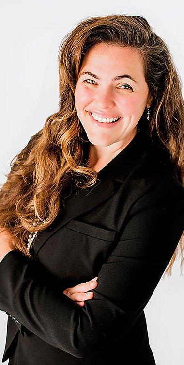 Jessica Johnson THRU Project Board Member