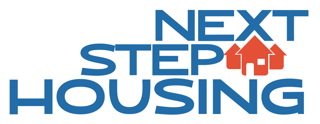 THRU Project Next Step Housing Logo