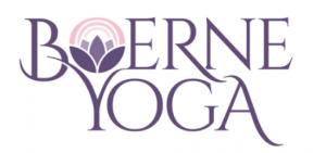Boerne Yoga Logo