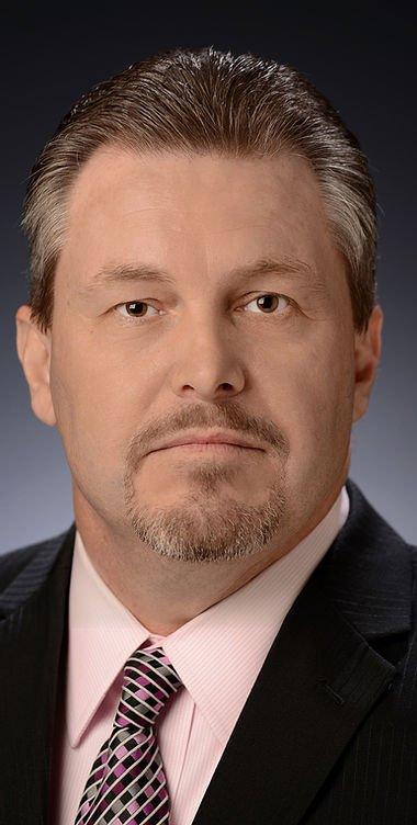 Tom Martin THRU Project Board Treasurer