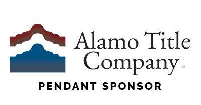 Alamo Title Logo with Pendant Sponsor