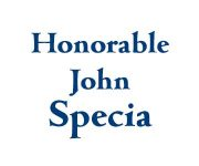 Honorable John Specia Sponsor of THRU Project 2021 Annual Gala