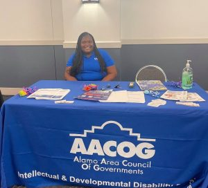 AACOG at THRU Project THRU Works Career Day