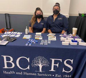 BCFS at THRU Project THRU Works Career Day