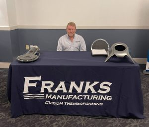 Frank Manufacturing at THRU Project THRU Works Career Day