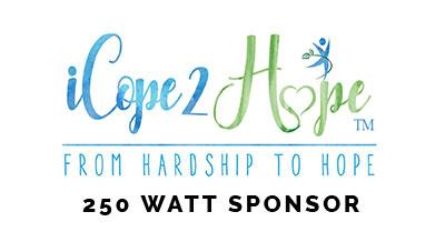 I Cope 2 Hope Logo