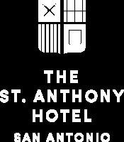 The St. Anthony Hotel Logo