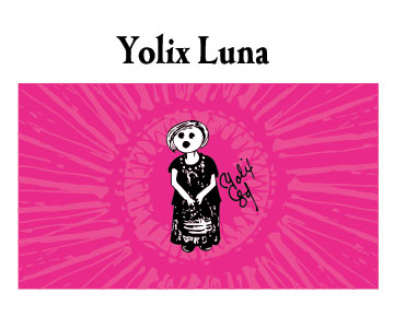 Yolix Luna Logo